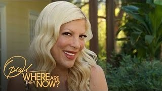Tori Spelling's Life as a Hollywood Mom | Where Are They Now | Oprah Winfrey Network