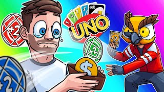 Uno Funny Moments - Welcome to Full Time Youtube, Fourzer0seven!