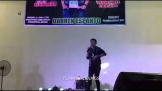 DOMINO- Darren Espanto Live at Dinalupihan, Bataan (01-27-2016