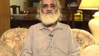 Orya Maqbool Jan Interviews. Mr. Abdul Wadood Khan (Late) About Real Islamic Banking.mp4