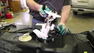 How to Install Fuel Pump Assembly E2338M in a 2002 - 2003 Ford Explorer