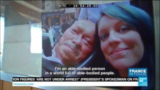 Disabled people seeking sexual surrogates in France