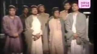 ye sochta hoon ke abid ka haal - Ustad Fateh Ali Khan - Nauha - YouTube.flv