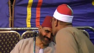 يالله شوف ماذا فعل الشيخ الطاروطى مع عمنا الحاج  السيد متولى اثناء التلاوته واحكم  رحمة الله عليه