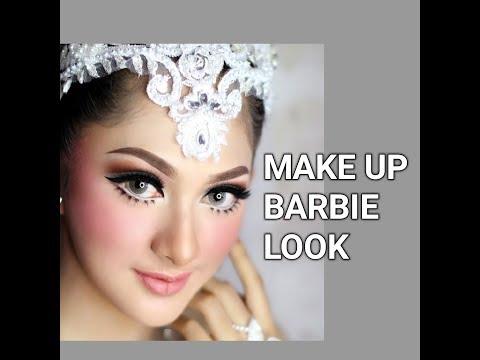 "Tutorial makeup ""Barbie Look"" menggunakan kosmetik LT Pro Profesional Makeup by Yohanes Soelarso"