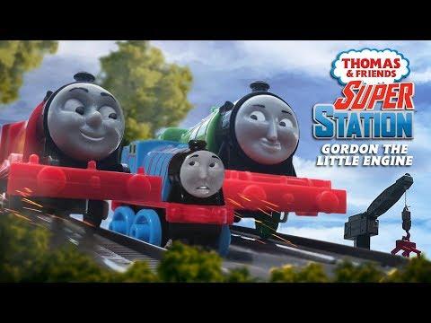 Gordon the Little Engine   Thomas & the Super Station #3   Thomas & Friends