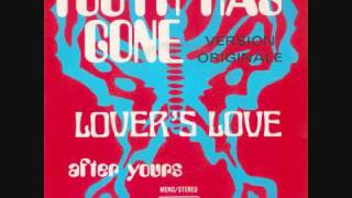 LOVER'S LOVE -After yours  -FRANCE 1971.