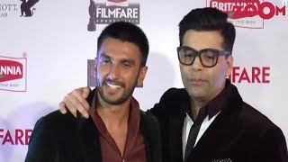 KJo To Sign Ranveer Singh In His Next Directorial? | Bollywood News