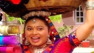 Neelu Vaghela In Rajasthani Movie, Lado Tharo Gaon Bado Pyaro - Rajasthani Scene 4/15
