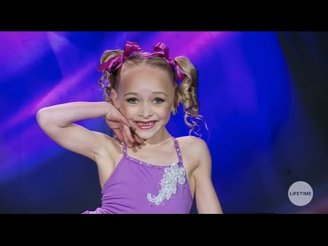 Dance Moms | Lilliana's Solo Dear Lilly, Love Daddy