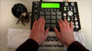 Spinscott - Live Jungle / Drum N Bass MPC (#7)