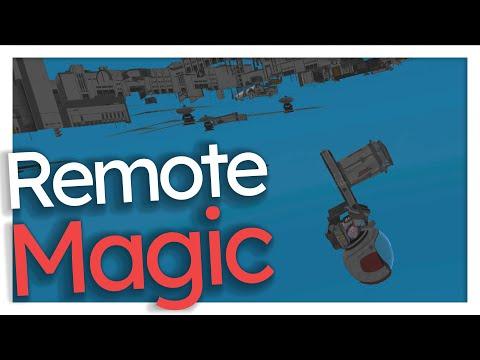 Remote Magic Kerbal Space Program