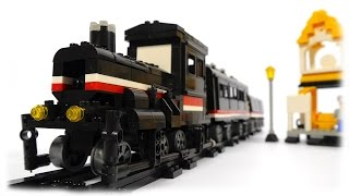 TRAINS FOR CHILDREN VIDEO: Train Station 3 Toys Review + LEGO City 60072 and LEGO Technic 42023