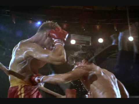 Rocky 4 le combat