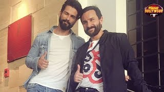 Shahid Kapoor & Saif Ali Khan Bond Along With Mira Rajput & How? | Bollywood News
