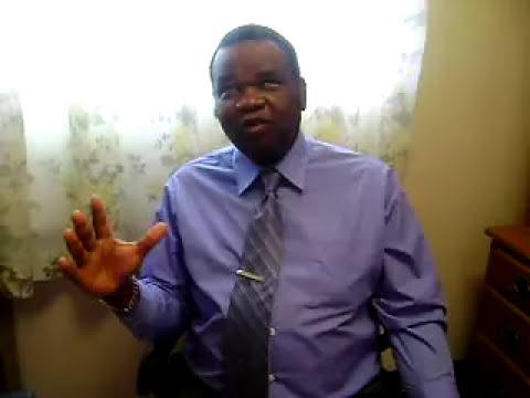 Papa Dr. Léopold Kumbakisaka Chrétien Kimbanguiste extrait 2