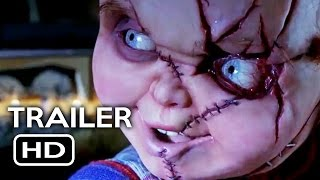 Cult of Chucky Official Teaser Trailer #1 (2017) Horror Movie HD