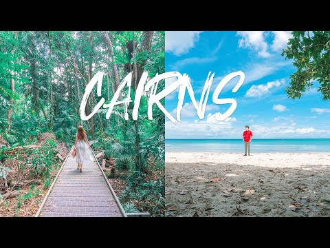 A holiday in Cairns Australia 2020 cinematic film in 4K