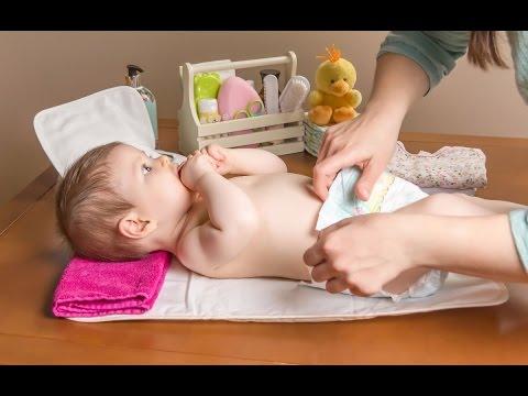 Como limpiar los genitales de mi bebe
