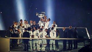 Un dimanche de fête pour le Real Madrid