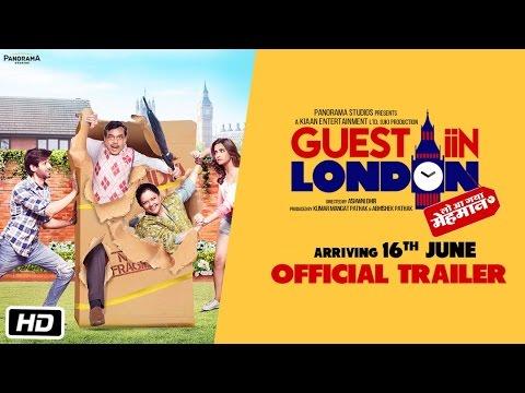 Xxx Mp4 Guest Iin London Official Trailer Paresh Rawal Kartik Aaryan Kriti Kharbanda Tanvi Azmi 3gp Sex