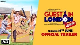Guest iin London | Official Trailer | Paresh Rawal, Kartik Aaryan, Kriti Kharbanda, Tanvi Azmi