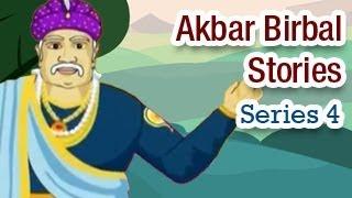 Akbar Birbal Marathi Stories - Series 4