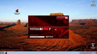 SOLUCION DE LA VIRTUAL DJ 2012 LA VERDADERA VERSION EN WINDOWS 7