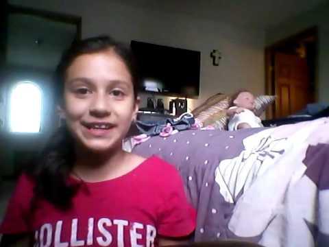La rutina de la noche de mi bebé Reborn jazmín ,colaboración con:Julie castañedas♥♥