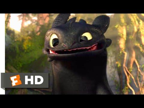 Xxx Mp4 How To Train Your Dragon Making Friends With A Dragon Scene Fandango Family 3gp Sex