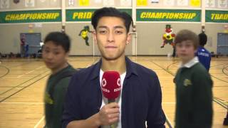 High School Sports Zone - Girls AAA and AA Volleyball Finals