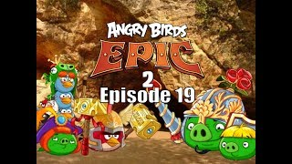 Angry Birds Epic 2 Plush Adventures Episode 19: Knight of Flowers