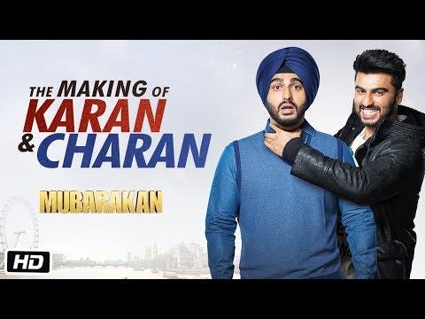 Xxx Mp4 Making Of Karan Charan Mubarakan Arjun Kapoor Anees Bazmee 3gp Sex