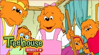 The Berenstain Bears: Slumber Party/The Homework Hassle - Ep.8