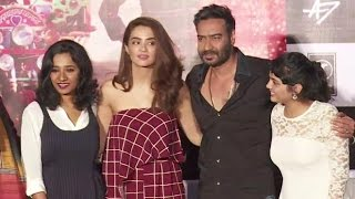 UNCUT - Ajay Devgn Reacts To Radhika Apte's Parched TOPLESS Scene Controversy
