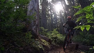 "A Whistler ""Rest"" Day with Rémy Absalon and Elliot Trabac"
