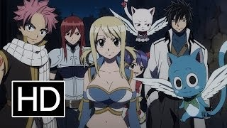Fairy Tail The Movie: Phoenix Priestess - Trailer [HD]