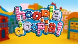 Simon Wright TV show reel Hoopla Doopla!