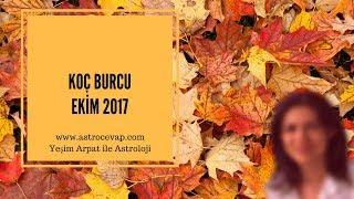 KOÇ Burcu Ekim 2017 Astroloji