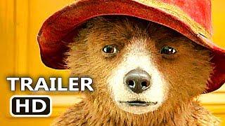 PADDINGTON 2 Official Trailer (2017) New Animation & Kids Movie HD