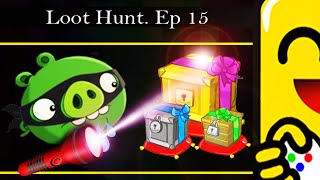 Bad Piggies - Loot Hunt Episode 15! (Funny Commentary) #SuperflyStyle #SuperflyGaming