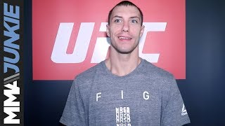 James Vick full media day interview at UFC Fight Night 126