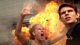 Heroes reborn Tommy Teleport last episode