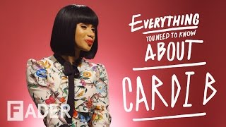 Cardi B - Everything You Need To Know (Episode 39)