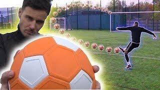 OVERPOWERED FOOTBALL INSANE SWAZ & CURVE