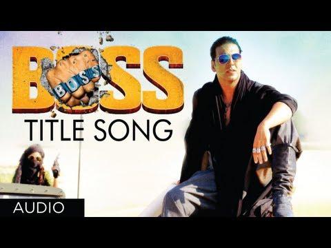 Xxx Mp4 BOSS Title Song Full Audio Feat Yo Yo Honey Singh Akshay Kumar Meet Bros Anjjan 3gp Sex