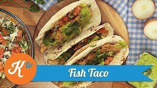 Resep Fish Taco   HIJAB CHEF