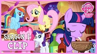 Twilight's 'Welcome to Ponyville' Party! (Friendship Is Magic) | MLP: FiM [HD]