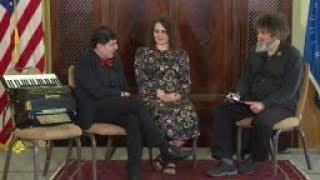 Eva Salina & Peter Stan Conversation