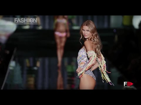 CALZEDONIA Summer show 2016 feat. Melissa Satta by Fashion Channel